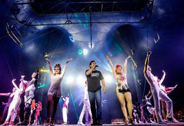 Mirage Circus retorna à Brasília com novo espetáculo