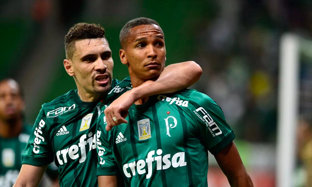 Palmeiras goleia, garante Libertadores e afunda o Sport