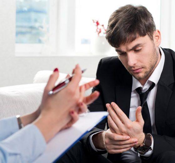 Terapia, terapeuta e psicólogo
