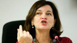 Raquel Dodge se manifesta contra proposta de autonomia da Polícia Federal