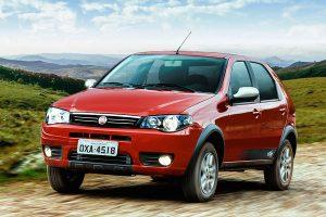 Após 21 anos, Fiat Palio está próximo de sair de linha