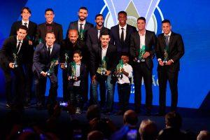 Corinthians domina seleção do Brasileiro e tem quatro jogadores entre os melhores