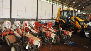 Agricultura do DF recebe incentivos com maquinário e regularização fundiária
