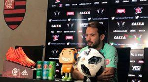 E. Ribeiro alerta Fla para final: 'Não podemos cair na pilha'