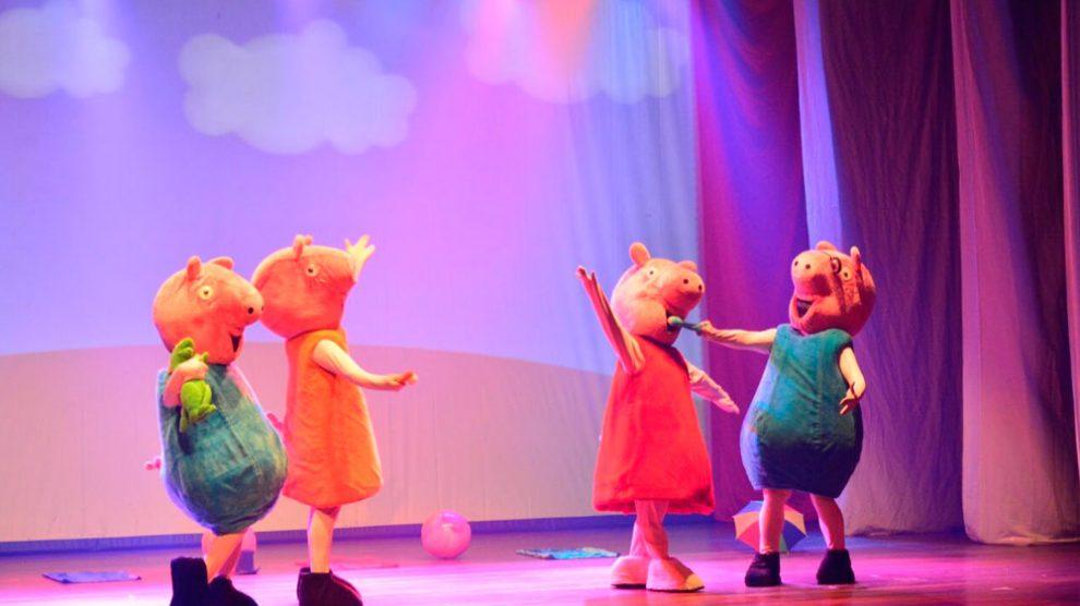 O Natal Mágico da Peppa Pig – o musical desembarca em Brasília neste domingo (17)