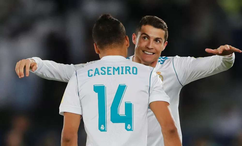 CR7 decide, Real supera Grêmio e fatura Mundial