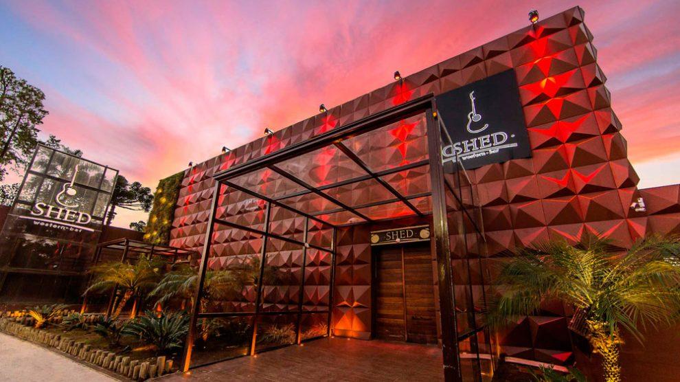 Shed Western Bar: Novo clube sertanejo chegar hoje capital federal
