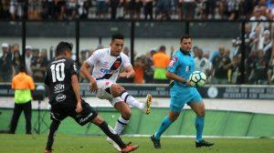 Vasco vence Ponte Preta e confirma vaga na Libertadores