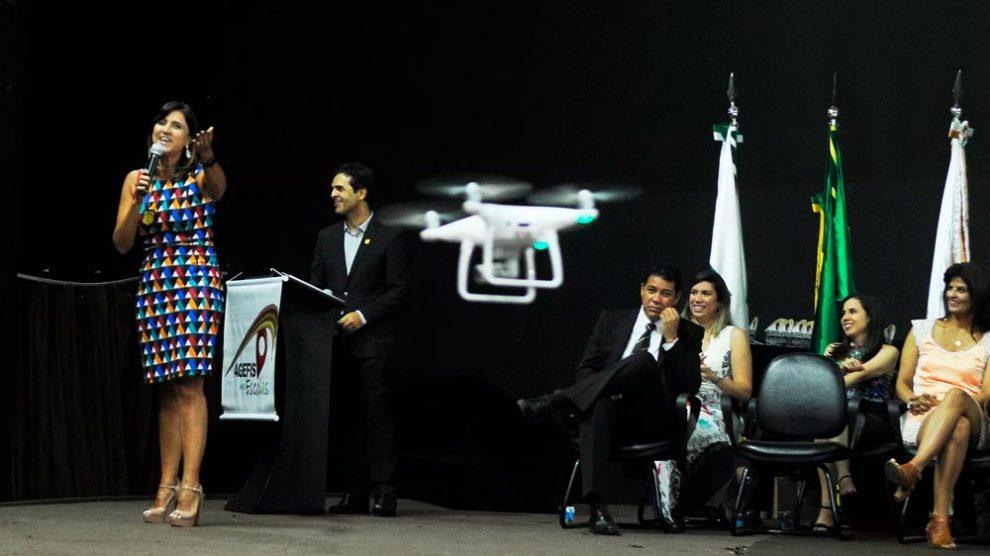 Agefis vai usar drone para fiscalizar grilagem e descarte irregular de lixo