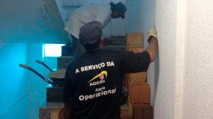 Agefis interdita prédio irregular em Vicente Pires