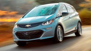 Chevrolet confirma venda do elétrico Bolt EV no Brasil em 2019