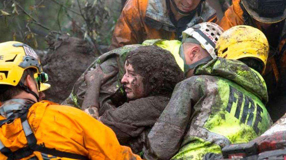 Deslizamentos na Califórnia deixam ao menos 15 mortos