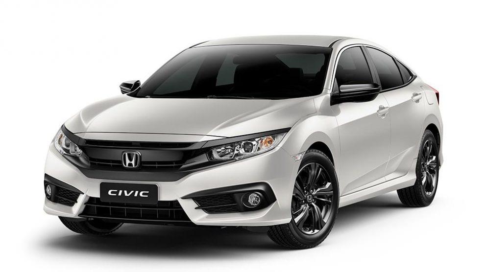 Honda Civic chega à linha 2018 ainda mais completo