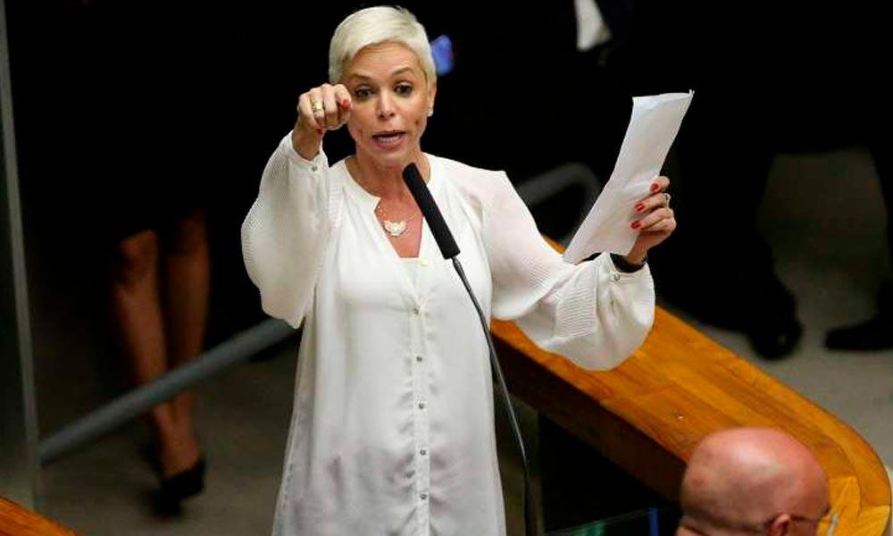 Governo vai recorrer de suspensão de posse de Cristiane Brasil