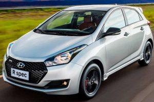 Hyundai lança versão do HB20 com bancos de couro vermelho