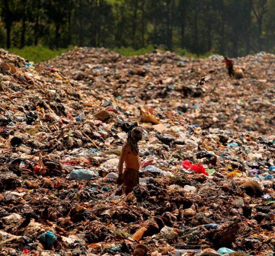 Vida e morte do lixão da estrutural