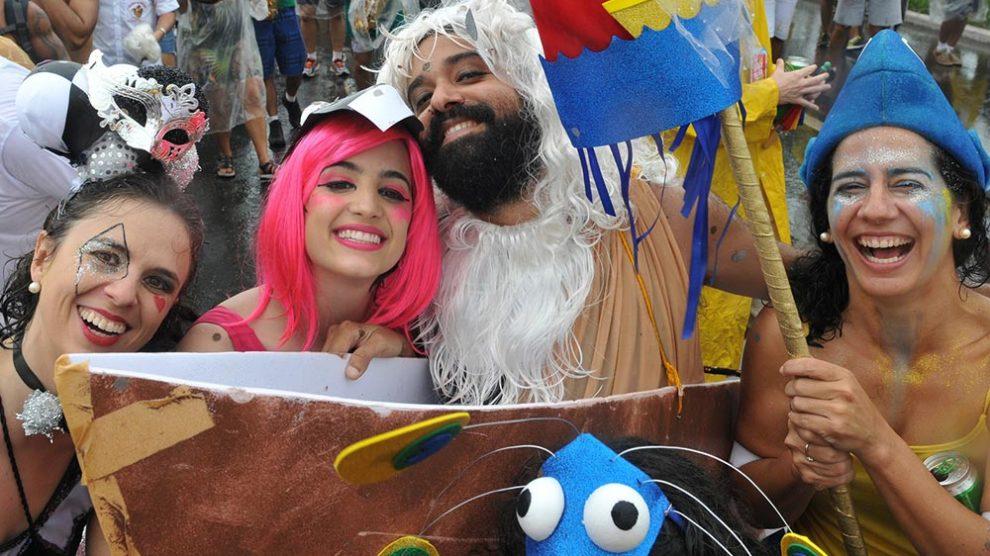 Vai começar a temporada pré-carnavalesca em Brasília; Programe-se e aproveite!