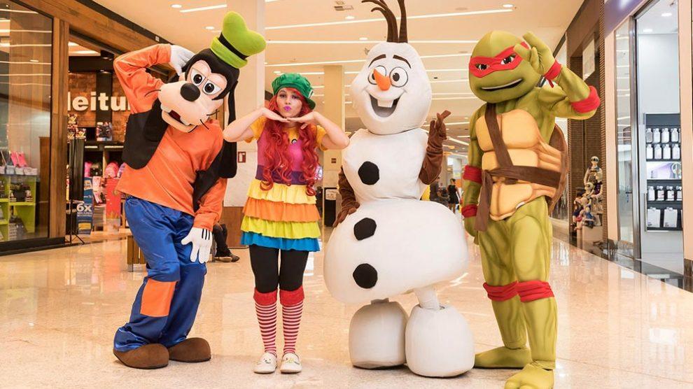 Janeiro é mês de diversão no JK Shopping