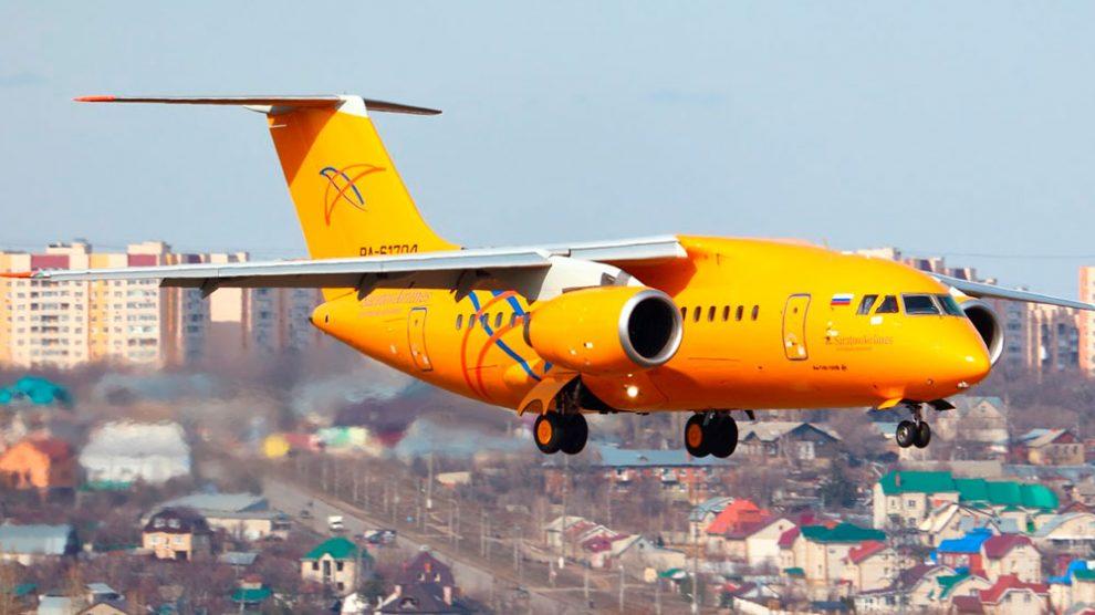 Avião cai na Rússia com 71 a bordo; não há sobreviventes