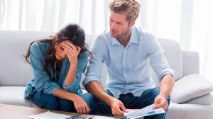 O custo emocional de uma dívida