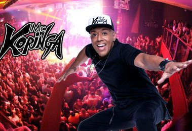 MC Koringa faz show nesta sexta na Shed Western Bar