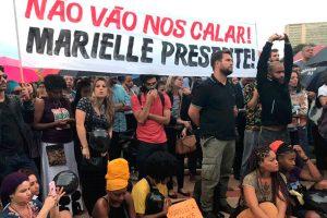Vereadora Marielle Franco, morta no RJ, é homenageada em Brasília
