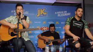 Brasilia de Fato e JK FM quebram o gelo da segunda-feira com Cleber e Cauan
