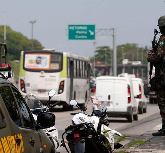 Governo vai liberar recursos extras para segurança no Rio de Janeiro