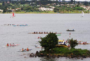 Lago Paranoá recebe atividades para celebrar Dia Mundial da Água