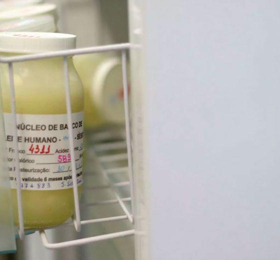 Bancos de leite de Brasília estão 'no limite', diz Secretaria de Saúde