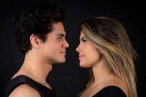 Lucas Veloso e Nathalia Melo estão noivos!