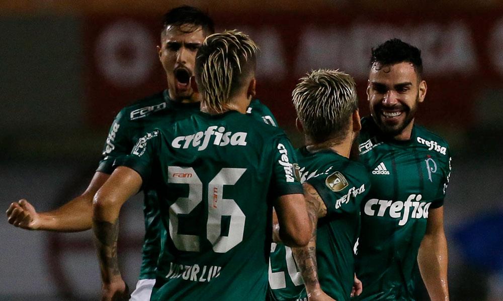 Palmeiras bate o Santos nos pênaltis e avança à final do Paulistão