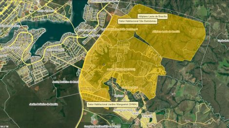 Governo regularizará oito condomínios no DF em 2019