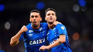 Cruzeiro atropela La U com 7 a 0 pela Libertadores