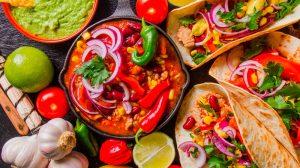 Espaço 365 promove noite mexicana