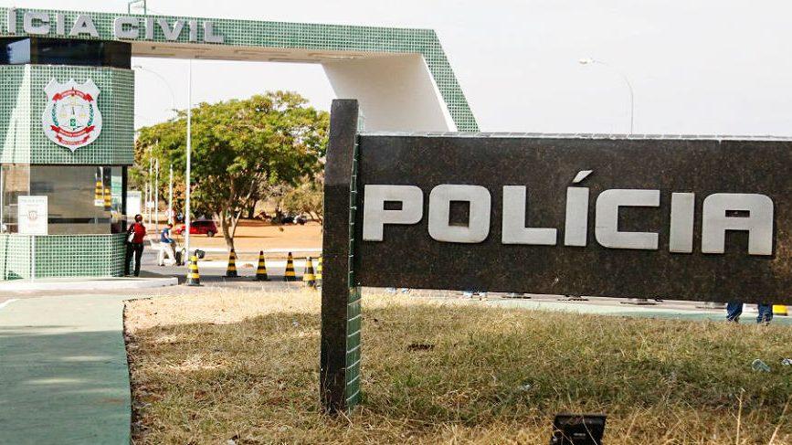 Polícia Civil do DF - PCDF