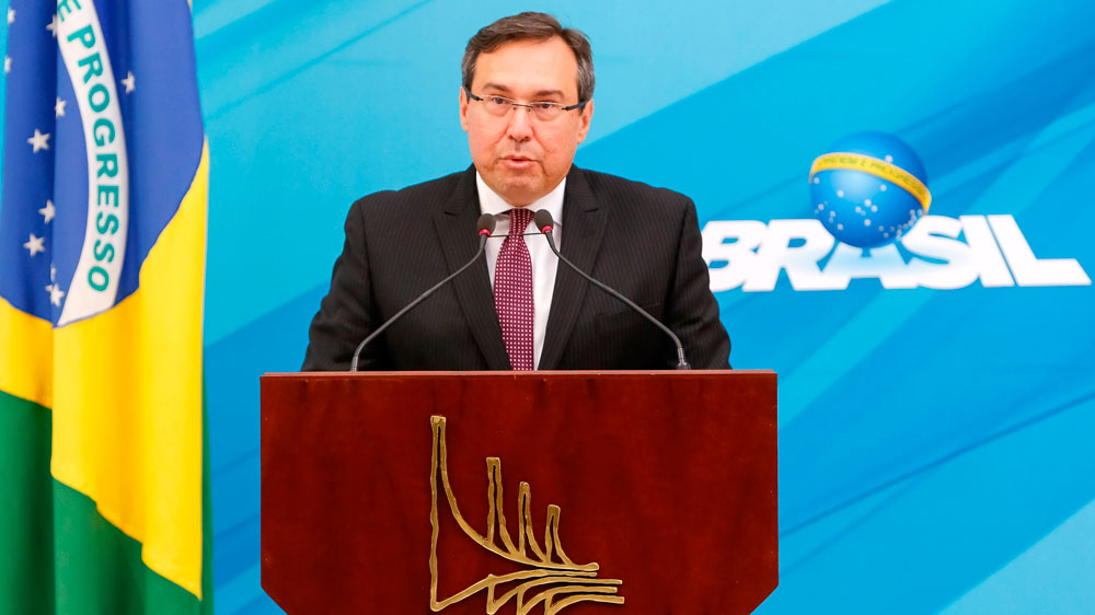 Parola assume a presidência da EBC no lugar do jornalista Laerte Rimoli