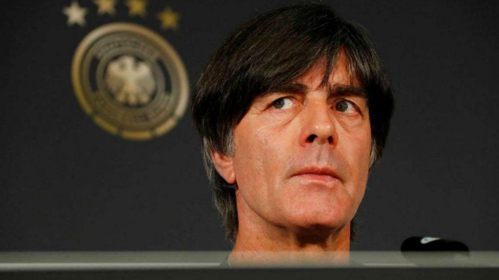 Joachim Löw renova contrato com a seleção alemã até a Copa de 2022 ... 8b3fe8d98eeb5