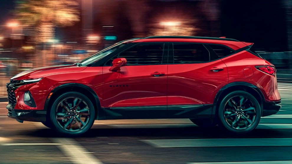 Chevrolet Blazer 2019 chega como o Camaro dos SUVs ...