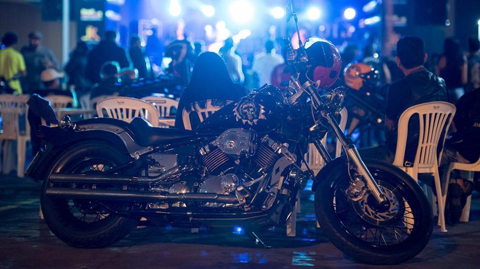 Ceilândia Moto Rock no JK Shopping. Foto: Telmo Ximenes
