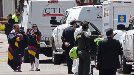 Sobe para 21 numero de mortos em explosão de carro em Bogotá