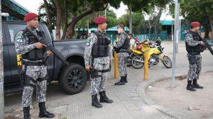 Força Nacional no Ceará - José Cruz/Agência Brasil