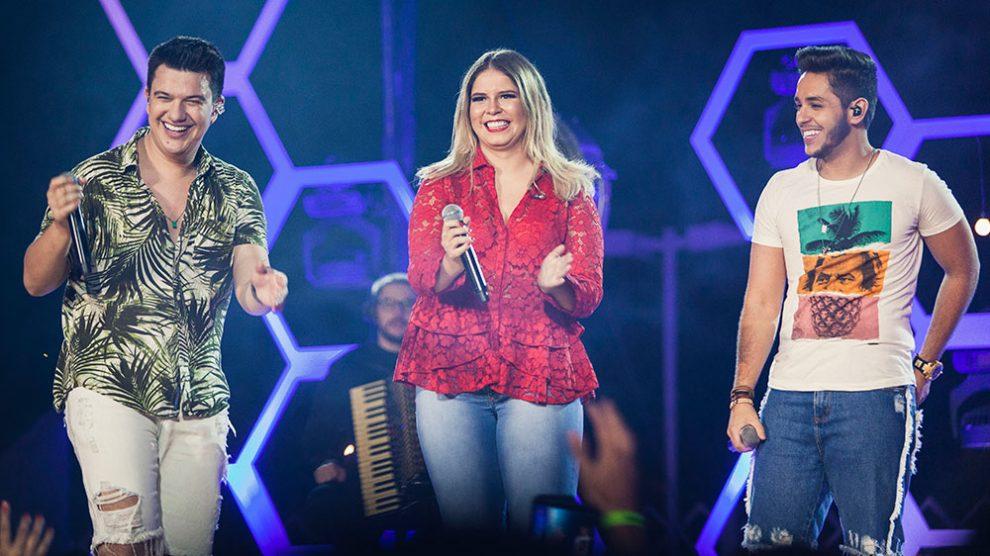 """Donos do hit """"Teste da mãozinha"""" se apresentam em Brasília nesta sexta"""