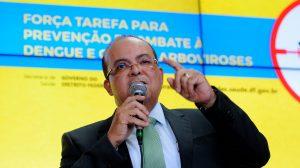 GDF lança força-tarefa para prevenção e combate à dengue dentro do SOS DF Saúde. Foto: Renato Alves/GDF