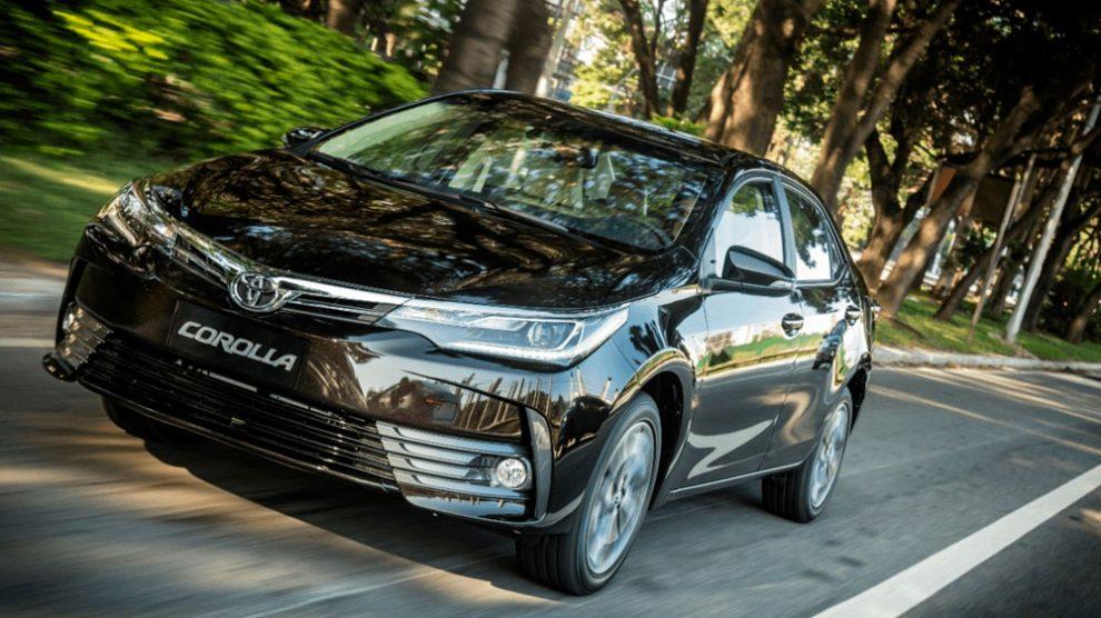 Toyota convoca recall de 380 mil carros