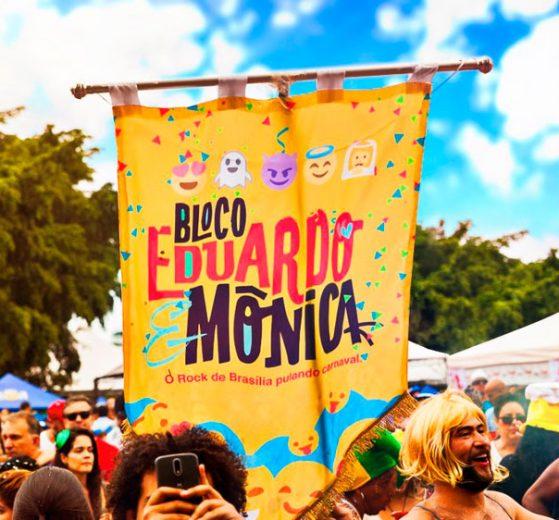 Bloco Eduardo e Mônica mostra uma nova identidade para o carnaval brasiliense