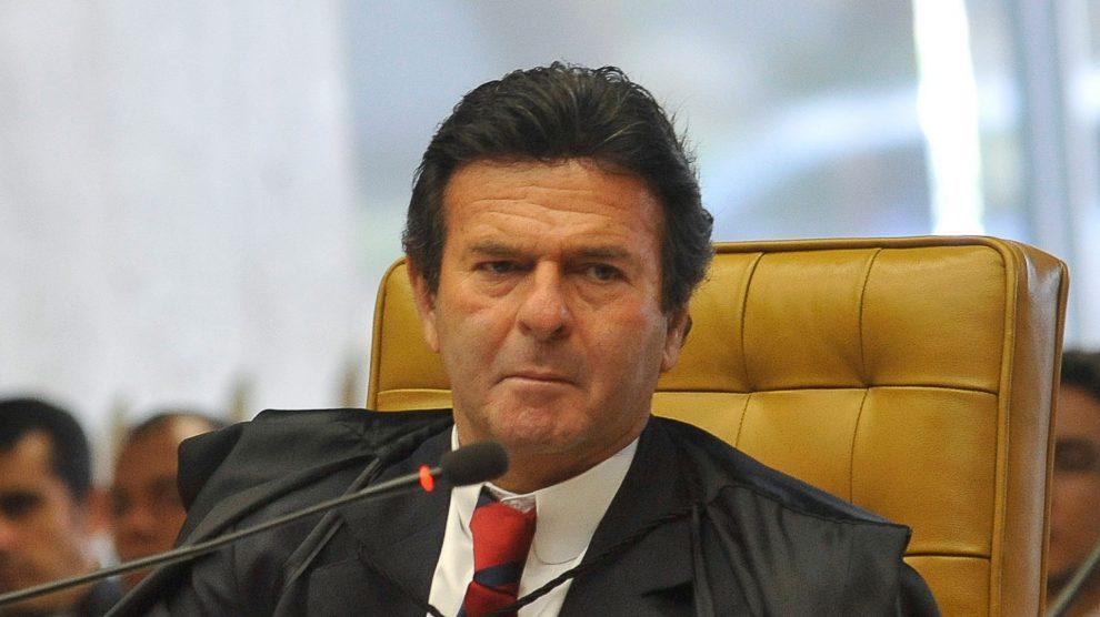 Resultado de imagem para Fux suspende as duas ações penais nas quais Bolsonaro é réu no STF