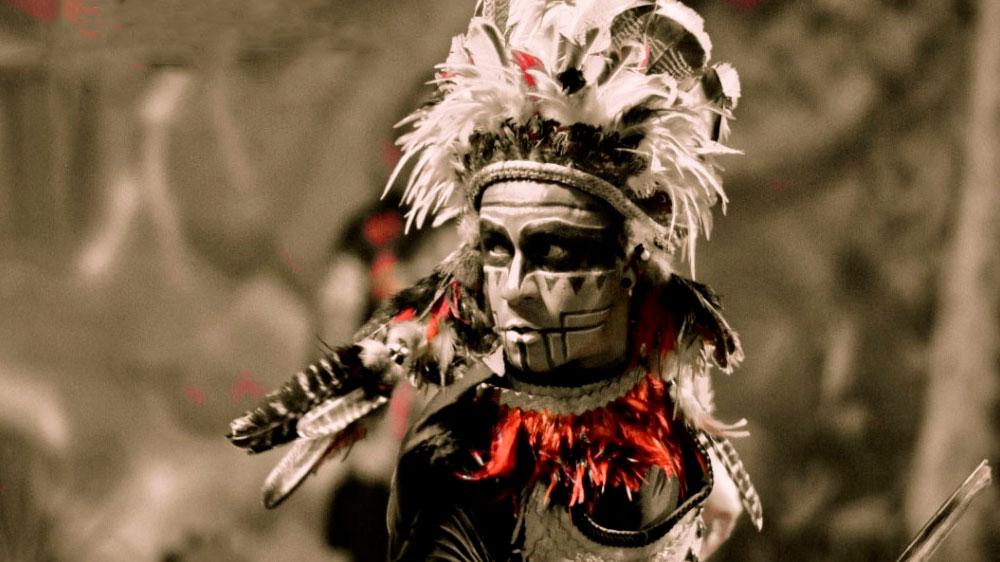 Espetáculo Encanto Vermelho. Foto: Divulgação