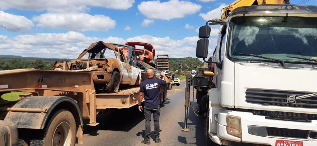 Mais de 600 veículos abandonados fora das ruas do DF